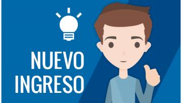 Convocatoria a nuevo ingreso del periodo agosto - diciembre 2020