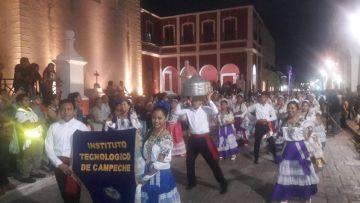 Convocatoria para integrar el Ballet Folcklórico del IT Campeche
