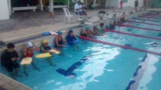 Taller de natación