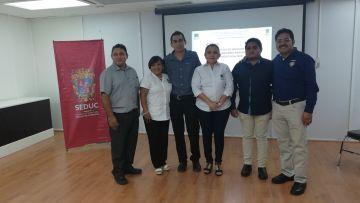 Desarrollan estudiantes TecNM Campus Campeche la App SPACAM
