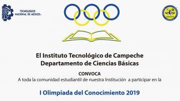 Olimpiada del conocimiento