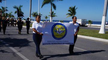 Desfile 20 de noviembre 2019