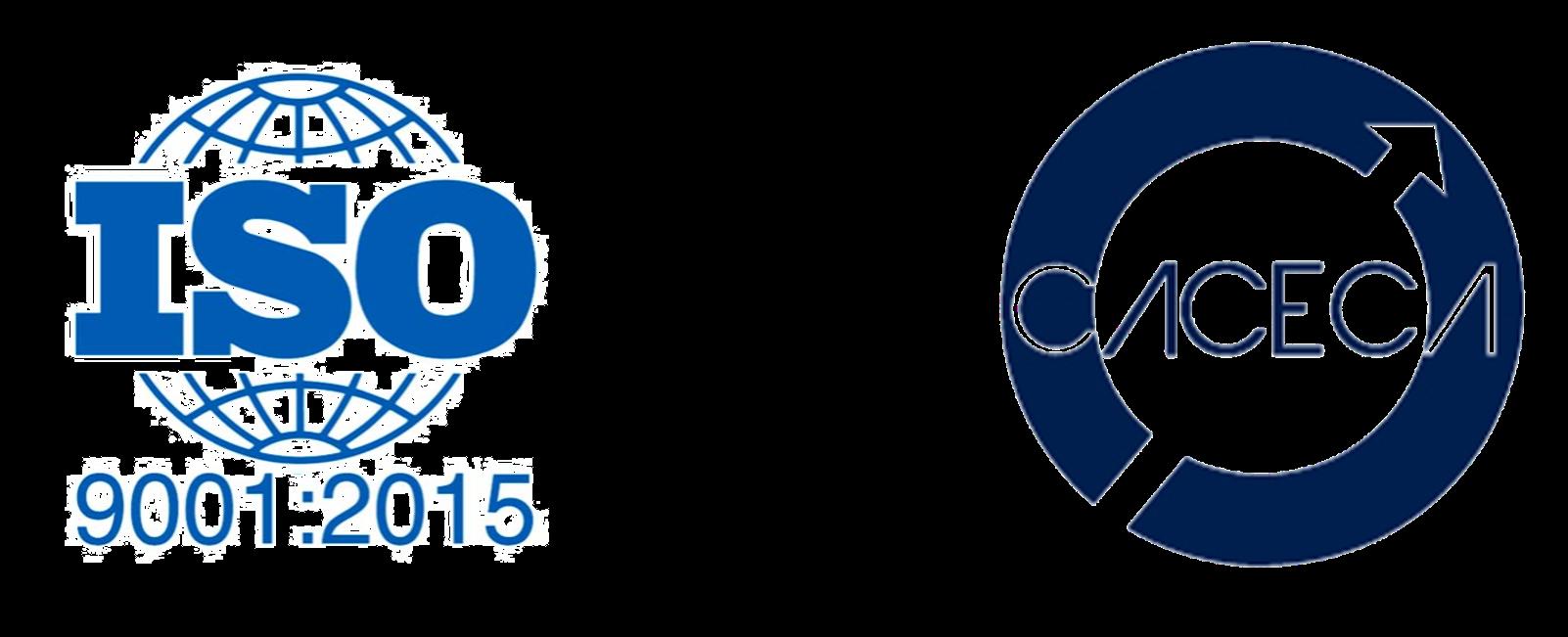ISO 9001:2015 y CACECA