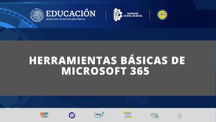 Clausura del curso: Herramientas Básicas de Microsoft 365