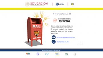 SGC - Instituto Tecnológico de Campeche del #TecNM