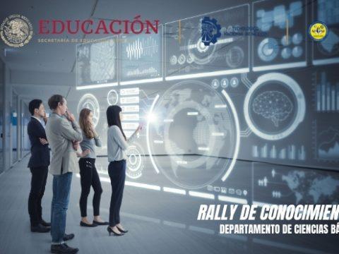 RALLY DE CONOCIMIENTOS